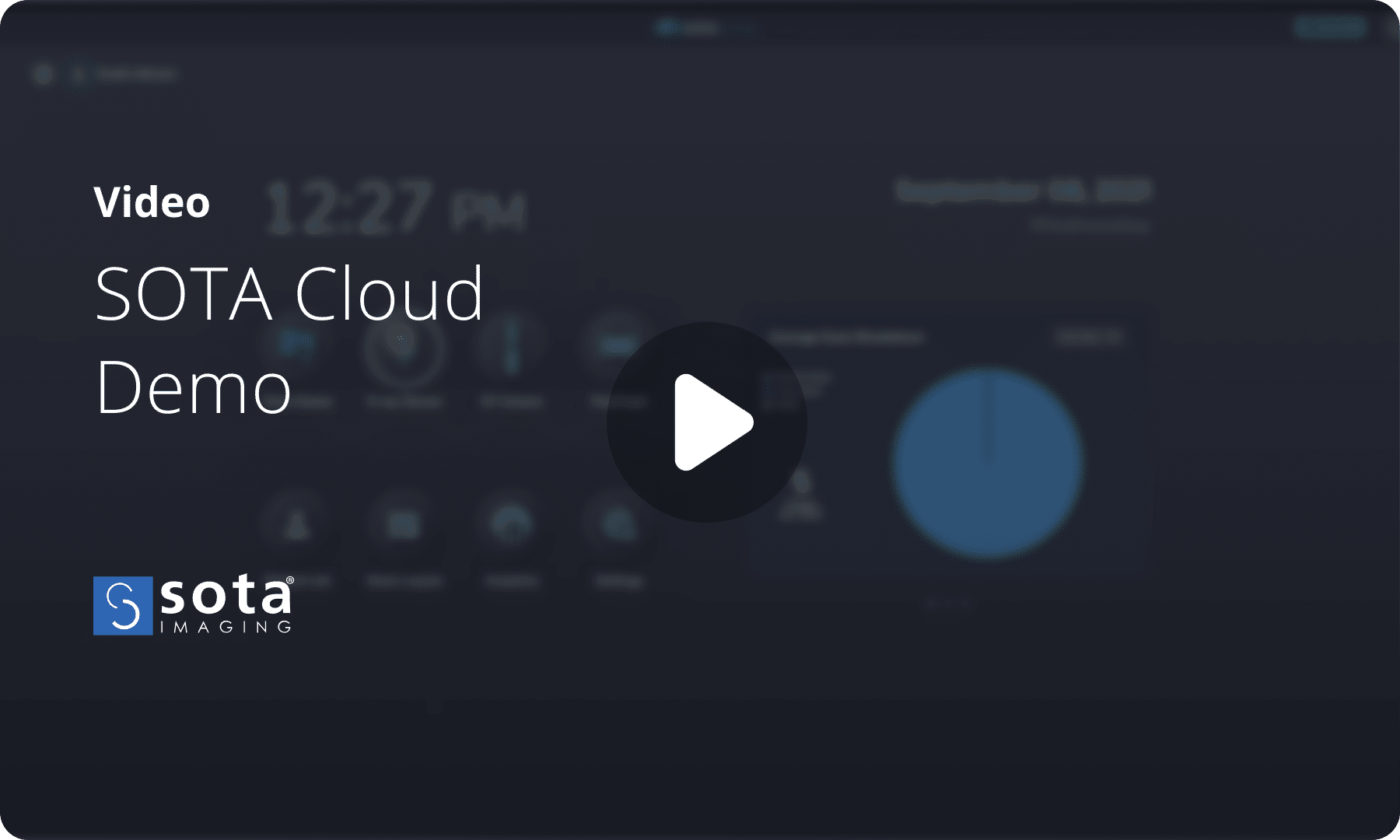 SOTA Cloud demo video